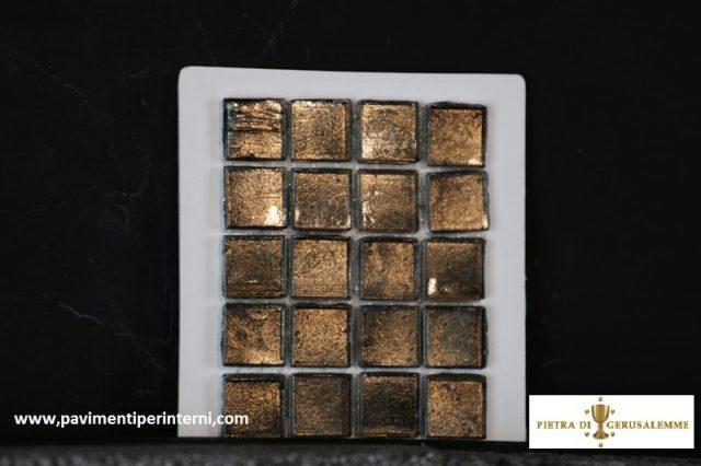 micro-mini mosaico