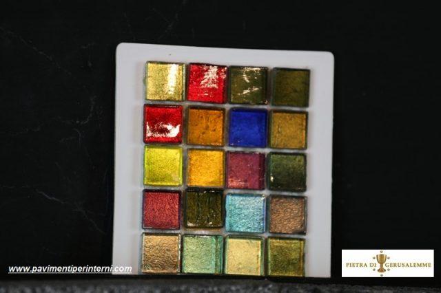 Elegante mini mosaico