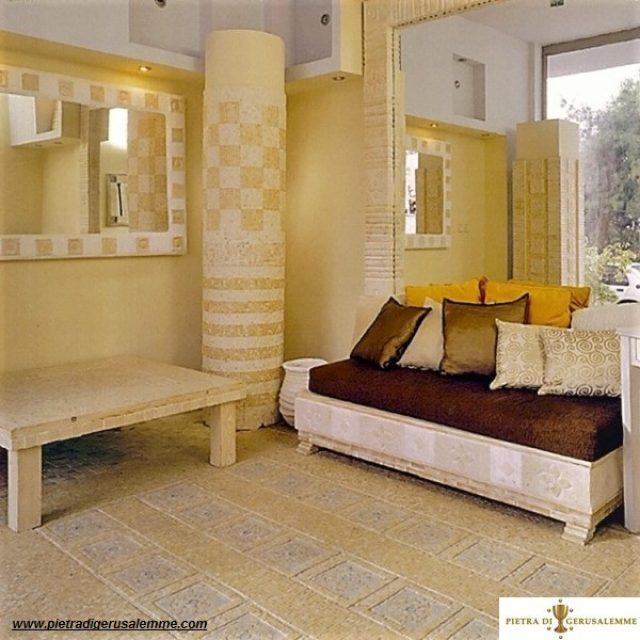 Mosaico/pietra per pavimenti e rivestimenti