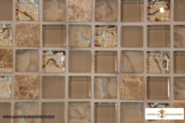 Tessere vetro-mosaico