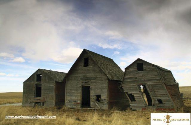 Case di recupero  legno