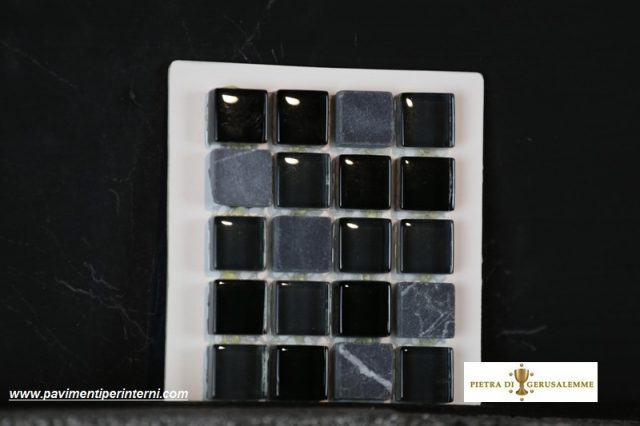Micromosaici per bagno