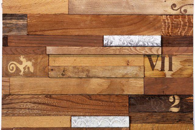 Decorativi rivestimenti in legno